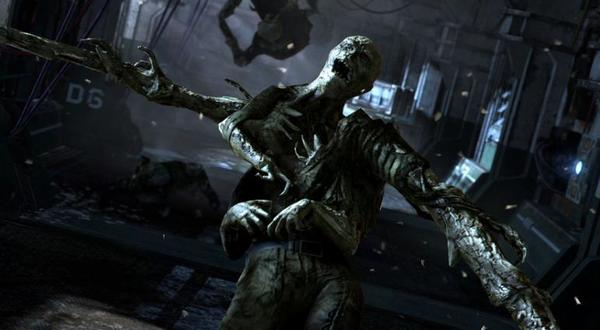 """A Necromorph from """"Dead Space 3."""""""