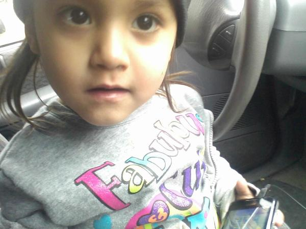 A family photo of Isabel Perez, who is in critical condition after police say she was shot by her mother.