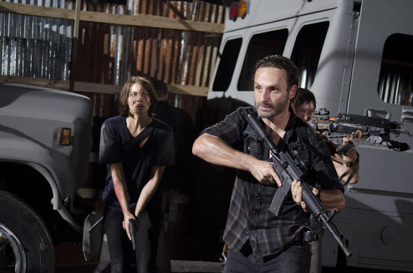 'The Walking Dead' Season 3 photos: Episode 9: The Suicide King