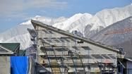 With 2014 Sochi Olympic ticket sales opening in U.S. Monday, here's a look at venues taking shape