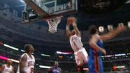 D-Rose Dunk of the Day: Knick vicious