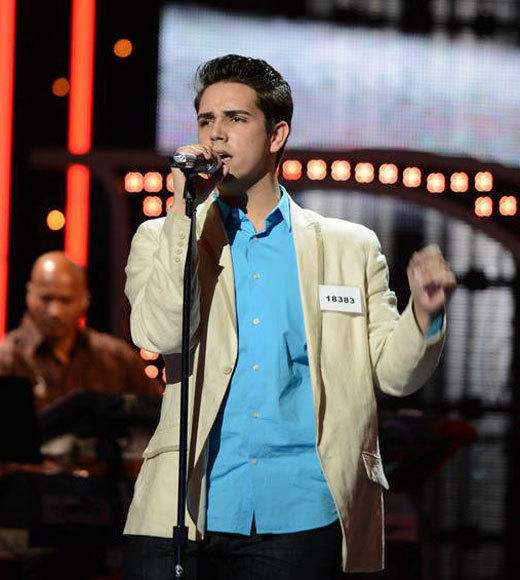 'American Idol' Season 12 best and worst moments: Lazaro Arbos had a shaky group day, being unfamiliar with apparently every song the group thought about singing. He advanced, though, and then brought it home on solo day with Lady Gagas Edge of Glory. Guess Gaga is universal.