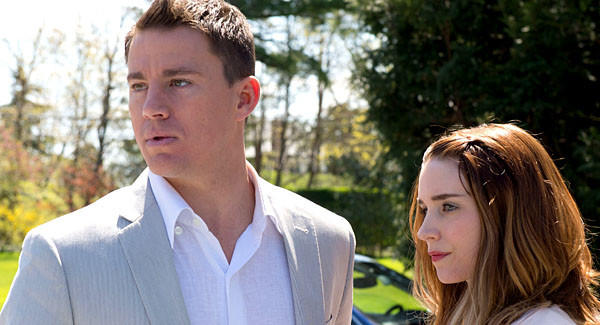 "Channing Tatum and Rooney Mara star in ""Side Effects."""