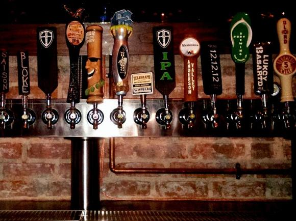 The best of Los Angeles' IPAs
