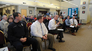 Panelists at Windber safety forum stress planning, collaboration