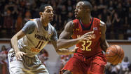 Terps hold off Virginia Tech in 60-55 win