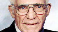 <strong>Sioux Falls:</strong> The funeral service for Eugene Adolph Otto, 86, of Sioux Falls and formerly of Aberdeen, will be 10:30 a.m. Saturday, Feb. 9, 2013, at St. Paul's Lutheran Church, 214 Seventh Ave. S.W., in Aberdeen, with the Rev. Hyle Anderson presiding.