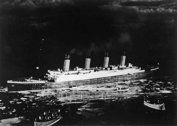"Like James Cameron's 1997 film about the ocean-liner tragedy, this 1953 version of ""Titanic"" focuses its story on the romantic lives of fictional passengers. Directed by Jean Negulescu, it's been reissued on Blue-ray."