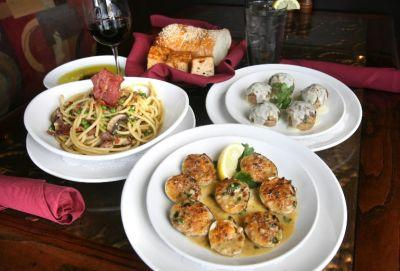 Menu items from Cafe Murano in Altamonte Springs