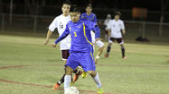 CALEXICO — The Brawley Union High boys' soccer team recorded an important 1-0 Imperial Valley League victory over Calexico High here Thursday.
