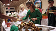 Carrots showcased throughout week long cooking competitions