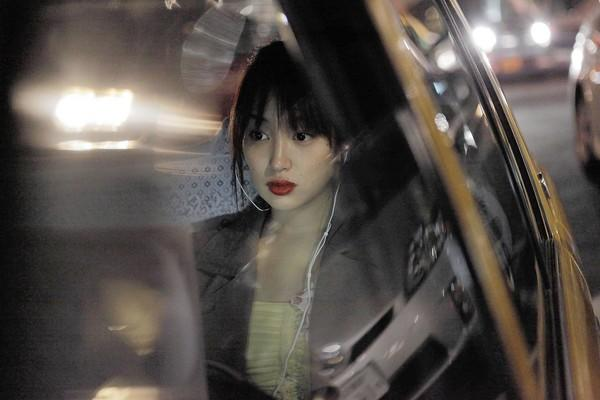 "Akiko (Rin Takanashi) in Abbas Kiarostami's movie ""Like Someone in Love."""