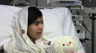 LONDON -- Malala Yousafzai, the Pakistani teenager shot by the Taliban in October for defying the group's ban on girls' education, was discharged from Queen Elizabeth Hospital in Birmingham on Friday after cranial reconstruction and a cochlear implant to restore hearing in her left ear.