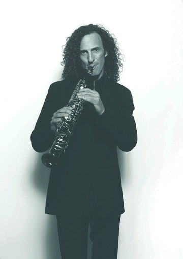 Pacific Symphony presents Kenny G. live from Feb. 14 to 16 at the Segerstrom Center for the Arts.