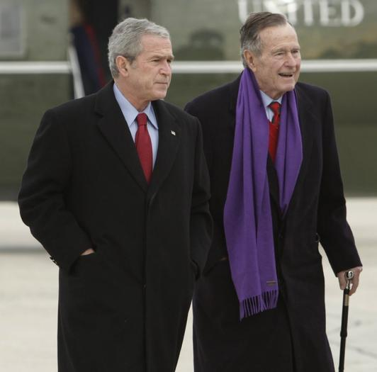 George W. Bush's private photos hacked, put online