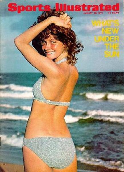49 years of Sports Illustrated swimsuit cover models: 1974: Ann Simonton