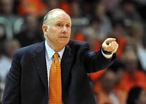 Miami coach Jim Larranaga advocates taking ACC tournament to New York.