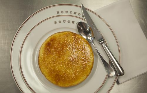 "Alen Ramos, Pastry Chef at Bouchon Beverly Hills, created this pomme d'amour, a custard tart. <a href=""http://www.latimes.com/features/food/la-fo-masterclass-rec1-20130209,0,1189999.story"">Recipe</a>."
