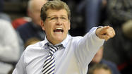 This weekend's snowstorm is the not the first that Geno Auriemma has had to deal with in his 28 seasons at Connecticut. And it won't be his last.