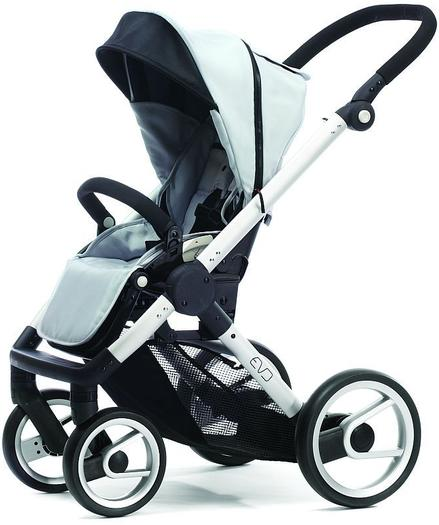 EVO Strollers Recalled