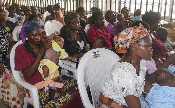 Nigeria polio immunization