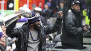 Ravens Super Bowl victory parade [Pictures]