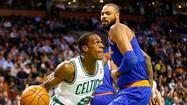 Celtics guard Rajon Rondo could return to the court earlier than anticipated.