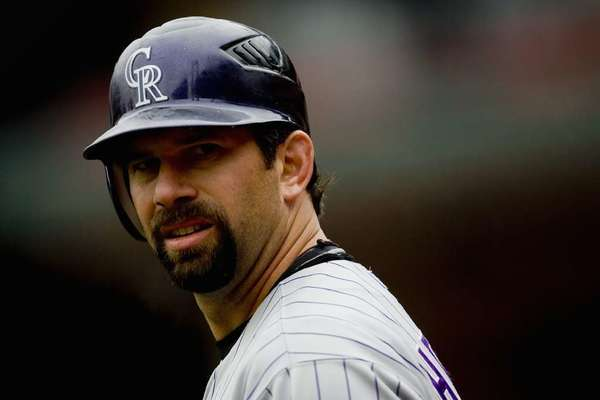 If you have an extra lottery ticket, please let Todd Helton know.
