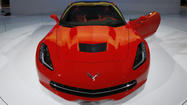 Chevy to unveil Corvette Stingray Convertible at Geneva show