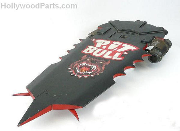 "A prototype of a hoverboard prop used in ""Back to the Future Part II"" is for sale on Ebay."