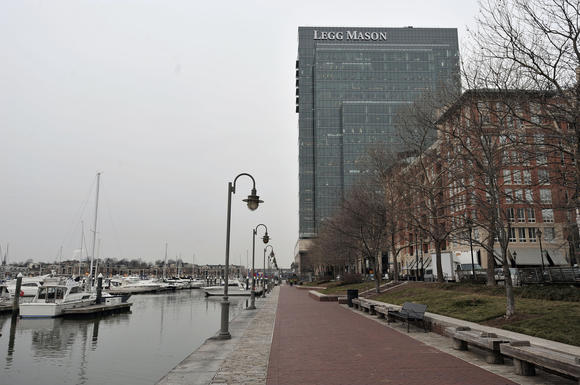 Legg Mason headquarters