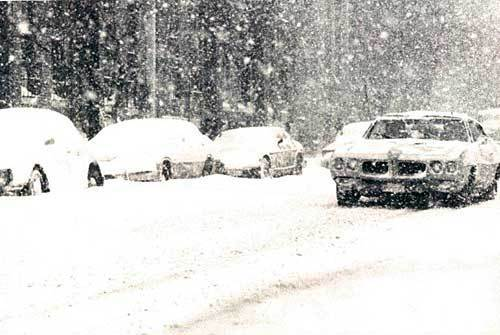 1978 Baltimore snow storm