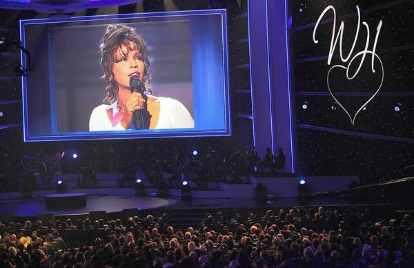 Backstage events after Whitney Houston's death will be revisited on CBS.