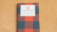 Mast Brothers Stumptown Coffee chocolate bar