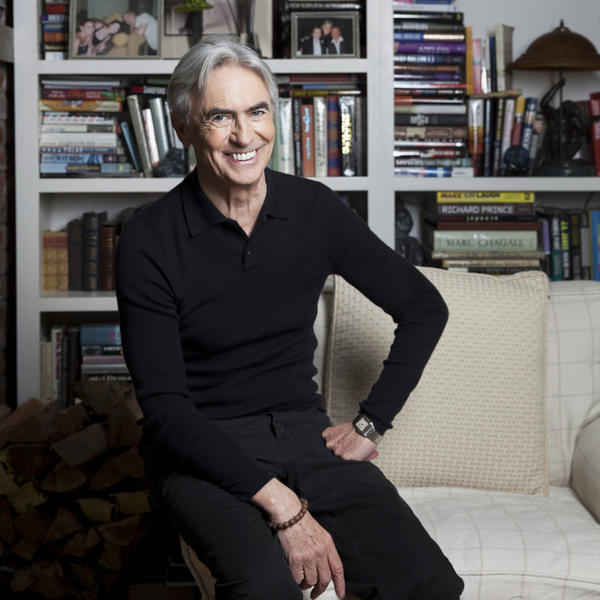 Comedic writer-director David Steinberg in his Los Angeles-area home.