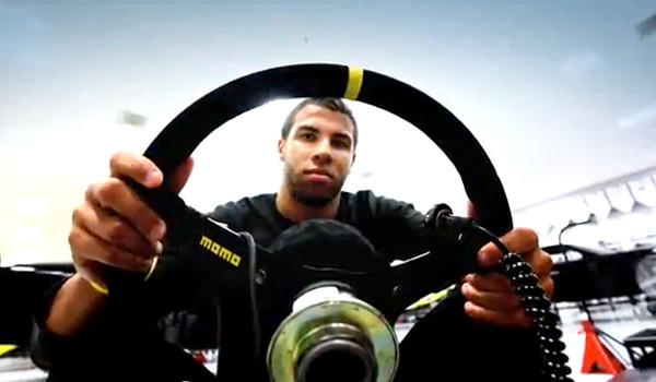 Darrell Wallace Jr. is expected to race in the NASCAR truck series this year, which would make him one of only a few African American drivers to have raced full time in one of NASCAR's national series.