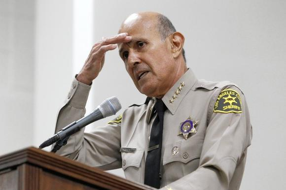 Baca nephew is subject of inmate abuse probe