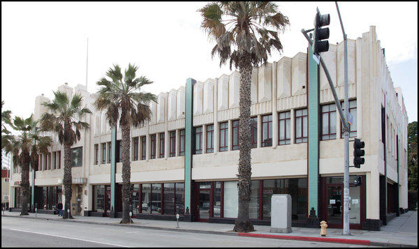 The building at 631 Wilshire Blvd. in Santa Monica was acquired by Pacshore Partners.