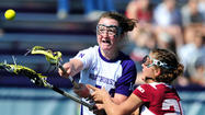 Junior Kelly Rich scored a single-game career high four goals as the reigning NCAA champion Northwestern women's lacrosse team opened its season Friday with a 16-4 win over Massachusetts in Los Angeles.