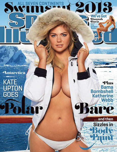 49 years of Sports Illustrated swimsuit cover models: The 2013 Sports Illustrated Swimsuit Issue: Kate Upton