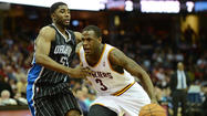 <b>Pictures:</b> Orlando Magic at Cleveland Cavaliers