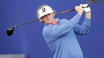 Brandt Snedeker played bogey-free Friday for a 4-under 68.