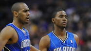 Magic notebook: Afflalo wants Harkless to remain assertive
