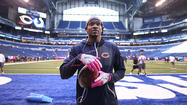 Alshon Jeffery in action