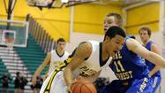 Stevenson sophomore Connor Cashaw reluctantly gave up an edge to highly recruited sophomore teammate Jalen Brunson on Friday.