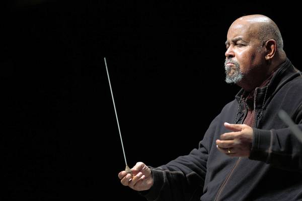 Conductor James DePreist