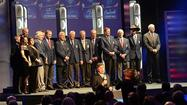 "<span style=""margin: 0px; padding: 0px; border: 0px; outline: 0px; font-weight: inherit; font-style: inherit; font-size: 10pt;"">Five legends of stock car auto racing were enshrined into the NASCAR Hall of Fame in Charlotte, N.C., tonight during the Induction Ceremony held in the Crown Ballroom of the Charlotte Convention. Four were NASCAR pioneers, building the sport during its formative years; the other ushered it into modern times and its exploding popularity.</span>"