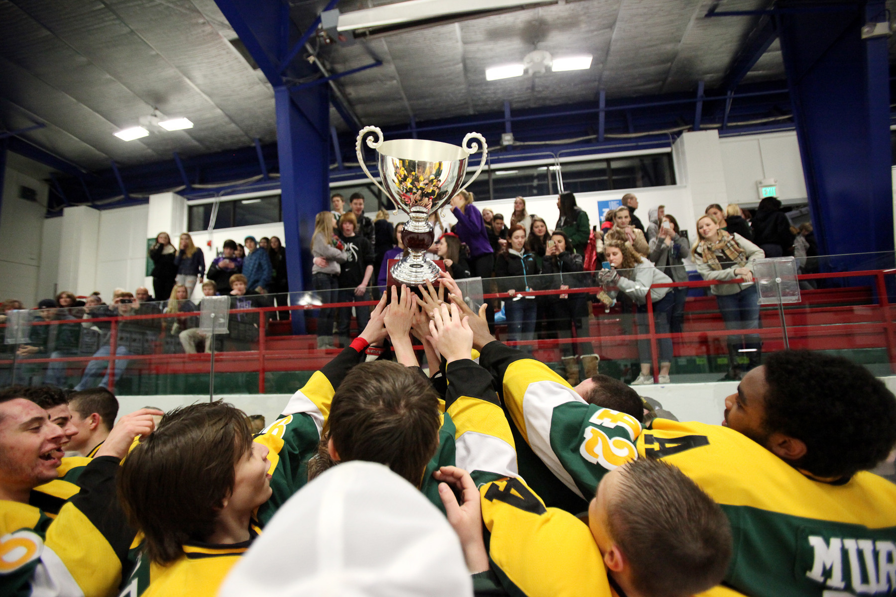 MD H.S.: Atholton Ice Hockey Wins Second Consecutive Howard Cup