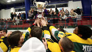 Atholton ice hockey wins second consecutive Howard Cup