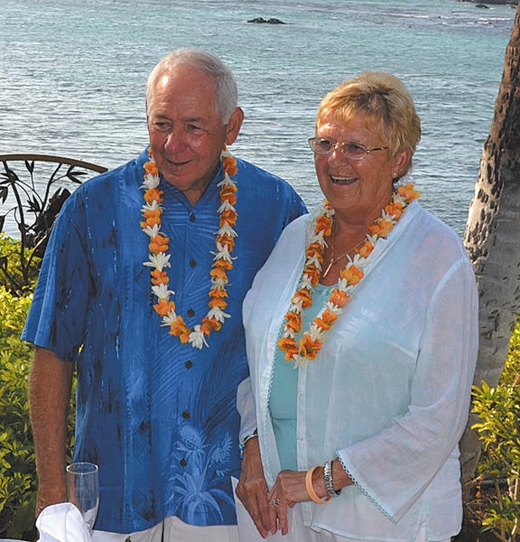 Art and Orpha Cline recently celebrated their 50th wedding anniversary.